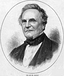 image of computer inventor Charles Babbage